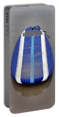 Blue Surfboard Portable Battery Charger