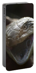 Blue Tongue Lizard Portable Battery Charger