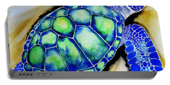Blue Turtle Portable Battery Charger