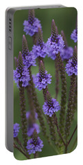Blue Vervain Portable Battery Charger