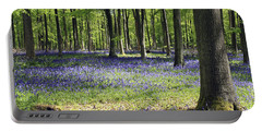 Bluebell Wood Uk Portable Battery Charger