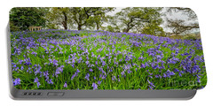 Bluebells Portable Battery Charger