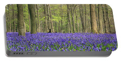 Bluebells Surrey England Uk Portable Battery Charger