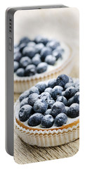 Blueberry Tarts Portable Battery Charger