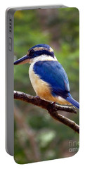 Bluebird In Suva Fiji Portable Battery Charger