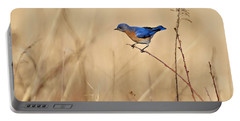 Bluebird Meadow Portable Battery Charger