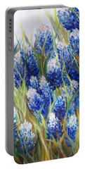 Bluebonnet Barrage  Portable Battery Charger