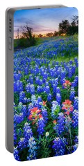 Bluebonnets Forever Portable Battery Charger