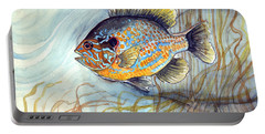 Bluegill Portable Battery Charger