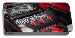 Bmw M Power Portable Battery Charger