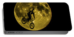 Bmx Moon Portable Battery Charger