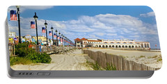 Boardwalk And Music Pier Portable Battery Charger