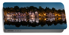 Boathouse Row Panorama Portable Battery Charger