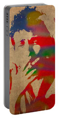 Bob Dylan Portable Battery Chargers