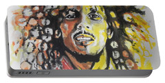 Bob Marley 02 Portable Battery Charger