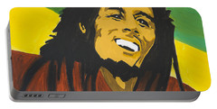Bob Marley Portable Battery Charger
