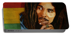 Bob Marley Legend Portable Battery Charger