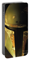 Boba Fett Helmet 124 Portable Battery Charger