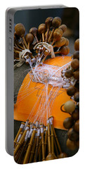 Bobbin Lace Portable Battery Charger