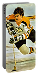 Bobby Orr Portable Battery Charger