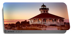 Boca Grande Lighthouse - Florida Portable Battery Charger