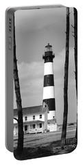 Bodie Island Lighthouse In The Outer Banks Portable Battery Charger