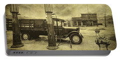 Bodie Memories Portable Battery Charger by Priscilla Burgers