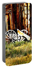 Bodie Wheel Portable Battery Charger
