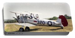 Boeing Stearman Portable Battery Charger