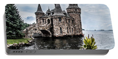 Boldt's Castle Tower Portable Battery Charger