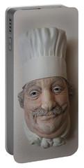 Bon Appetite  Portable Battery Charger
