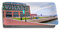 Bond Street Landing Baltimore Maryland Portable Battery Charger