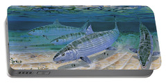 Bonefish Flats In002 Portable Battery Charger
