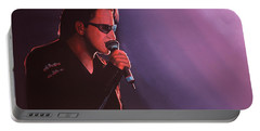 Bono U2 Portable Battery Charger by Paul Meijering