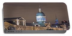 Bonsecours At Night Portable Battery Charger