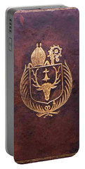 Book Cover Portable Battery Charger