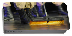 Boots And Brooms Portable Battery Charger