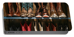 Boot Rack Portable Battery Charger