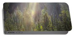 Boreal Morning Rays Portable Battery Charger