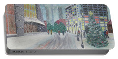 Boston First Snow Portable Battery Charger