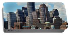Boston Skyline Portable Battery Charger
