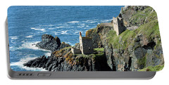 Botallack Crown Engine Houses Cornwall Portable Battery Charger