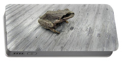 Botanical Gardens Tree Frog Portable Battery Charger