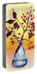 Bottled Autumn Portable Battery Charger