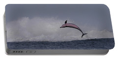 Bottlenose Dolphin Photo Portable Battery Charger
