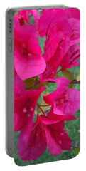 Bougainvillea Dream #2 Portable Battery Charger