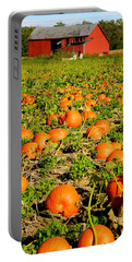 Bountiful Crop Portable Battery Charger by Kathy Barney