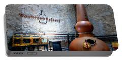 Bourbon Distillery Portable Battery Charger