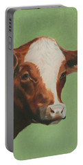 Bovine Beauty Portable Battery Charger