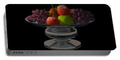 Bowl Of Fruit... Portable Battery Charger